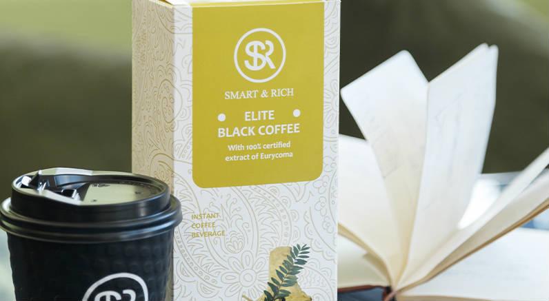Черный кофе Эврикома