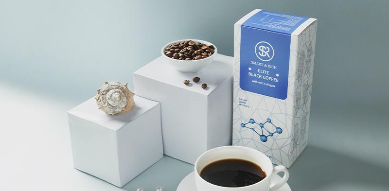 Черный кофе с Коллагеном